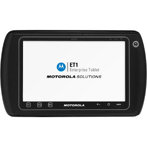 Zebra ET1 4GB Black tablet