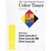 HP C3103A Toner yellow, 3K pages @ 5% coverage