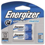 Energizer EL123APB2 Non-Rechargeable Battery