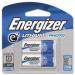 Energizer EL123APB2 Lithium 3V non-rechargeable battery