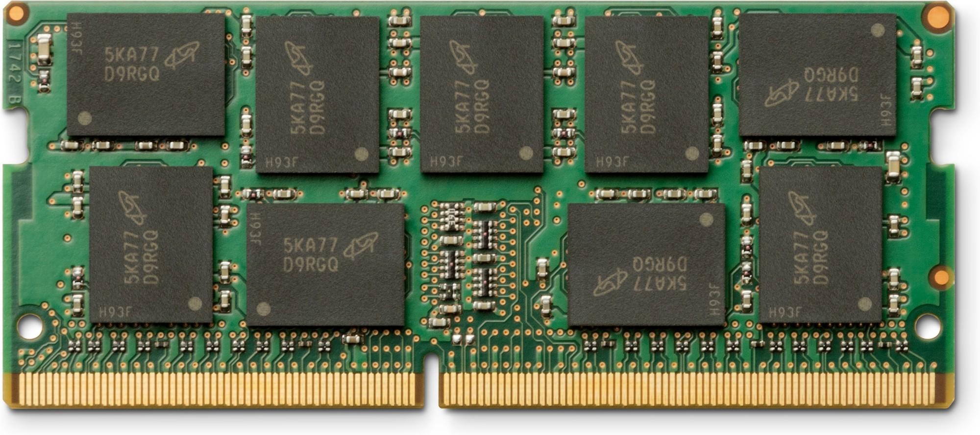 HP 3TQ38AA memory module 16 GB DDR4 2666 MHz ECC