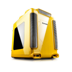 Deepcool Yellow Steam Castle SFF Chassis