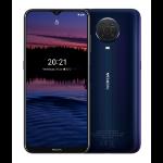 "Nokia G20 16.5 cm (6.5"") Dual SIM Android 11 4G USB Type-C 4 GB 64 GB 5050 mAh Blue"