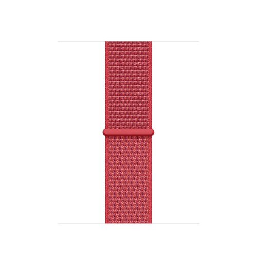 Apple MU962ZM/A smartwatch accessory Band Red Nylon