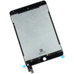 MicroSpareparts Mobile TABX-MNI4-WF-LCDB Display assembly + front housing tablet spare part