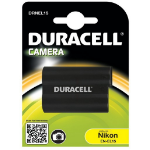 Duracell DRNEL15 rechargeable battery Lithium-Ion (Li-Ion) 1400 mAh 7.4 V