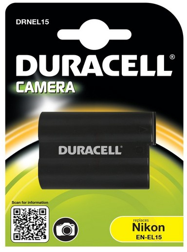 Duracell DRNEL15 rechargeable battery