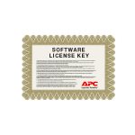 APC NBSV1010 software license/upgrade 10