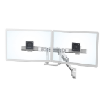 "Ergotron 45-479-216 32"" White flat panel wall mount"