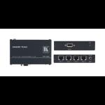 Kramer Electronics TP-104HD AV transmitter Black audio/video extender