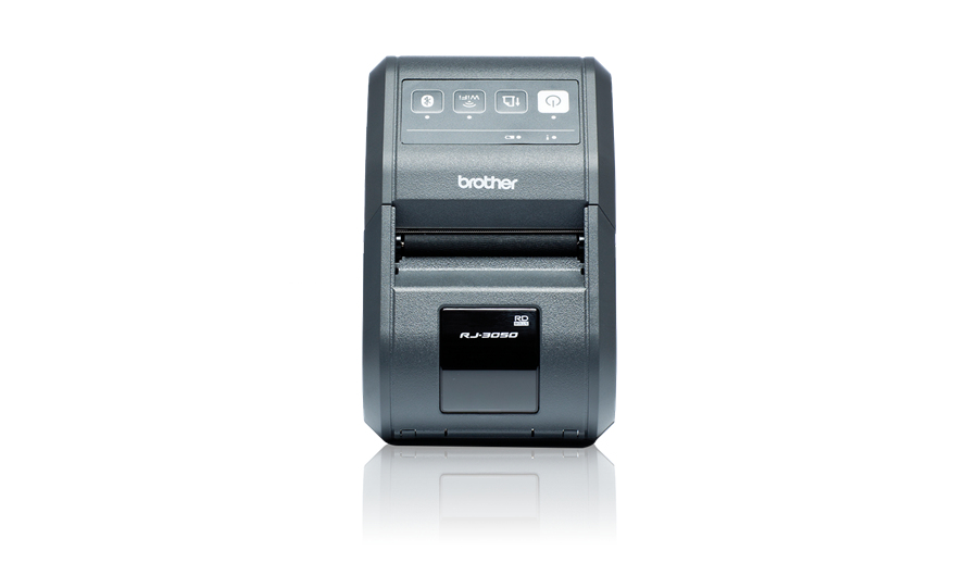 Brother RJ-3050 Direct thermal Mobile printer 203 x 200DPI POS printer