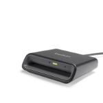 Belkin F1DN005U smart card reader Indoor Black USB 2.0