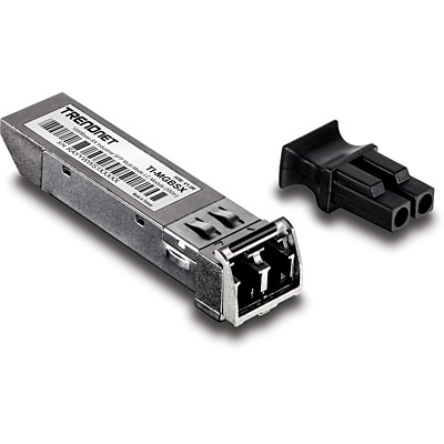 Trendnet TI-MGBSX red modulo transceptor Fibra óptica 1250 Mbit/s SFP 850 nm