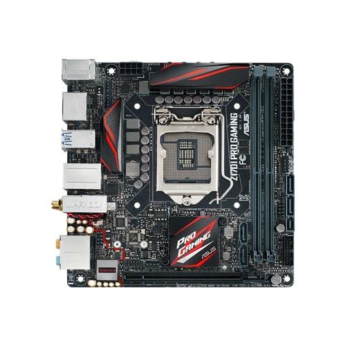 ASUS Z170I Pro Gaming Intel Z170 LGA 1151 (Socket H4) Mini ITX