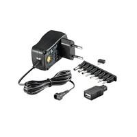 Microconnect WE036A indoor Black power adapter/inverter