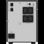 PowerWalker VI 500T/HID uninterruptible power supply (UPS) Line-Interactive 500 VA 350 W 4 AC outlet(s)