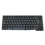 HP 483010-051 AZERTY French Black keyboard