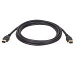 Tripp Lite F005-006 1.8m Black firewire cable
