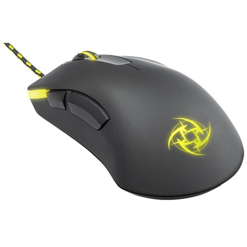Xtrfy M1 Wired Optical Gaming Mouse - Ninjas in Pyjamas Edition, USB, 4000 DPI, Omron Switches, 5 Bu