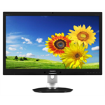 Philips Brilliance AMVA LCD-monitor met LED-achtergrondverlichting