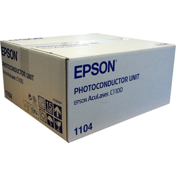Epson C13S051104 (1104) Drum kit, 42K pages @ 5% coverage
