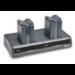 Intermec DX2A2BB20 cargador de batería Negro, Gris Cargador de baterías para interior