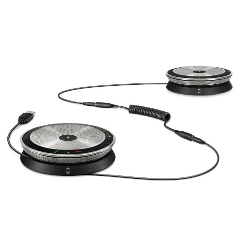 Sennheiser SP 220 UC speakerphone Universal Black,Silver USB 2.0