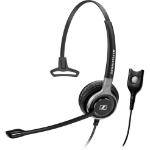 Sennheiser SC 638 Monaural Head-band Black headset
