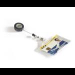 Durable 801119 identity badge/badge holder 10 pc(s)
