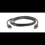 Kramer Electronics C-DP 7,6 m DisplayPort Negro