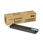KYOCERA 370PB5KL (TK-800 C) Toner cyan, 10K pages @ 5percent coverage