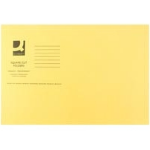Q-CONNECT KF01185 folder A4 Yellow