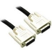 C2G 1m DVI-I M/M Dual Link Cable cable DVI Negro