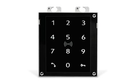 2N Telecommunications Touch Keypad & RFID Reader 125 kHz, 13.56 MHz, NFC