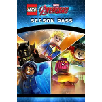 Microsoft LEGO Marvel's Avengers Season Pass Xbox One Video game downloadable content (DLC)