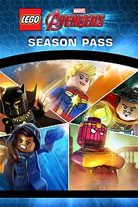 Microsoft LEGO Marvels Avengers Season Pass Xbox One Video game downloadable content (DLC)