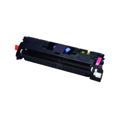 Remanufactured HP Q3963A (122A) / C9703A (121A) / Canon EP-701M Magenta Toner Cartridge