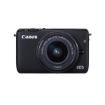 Canon EOS M10 + EF-M 15-45mm f/3.5-6.3 IS STM MILC 18MP CMOS 5184 x 3456pixels Black
