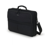 "Dicota Multi SCALE notebook case 35.8 cm (14.1"") Messenger case Black"