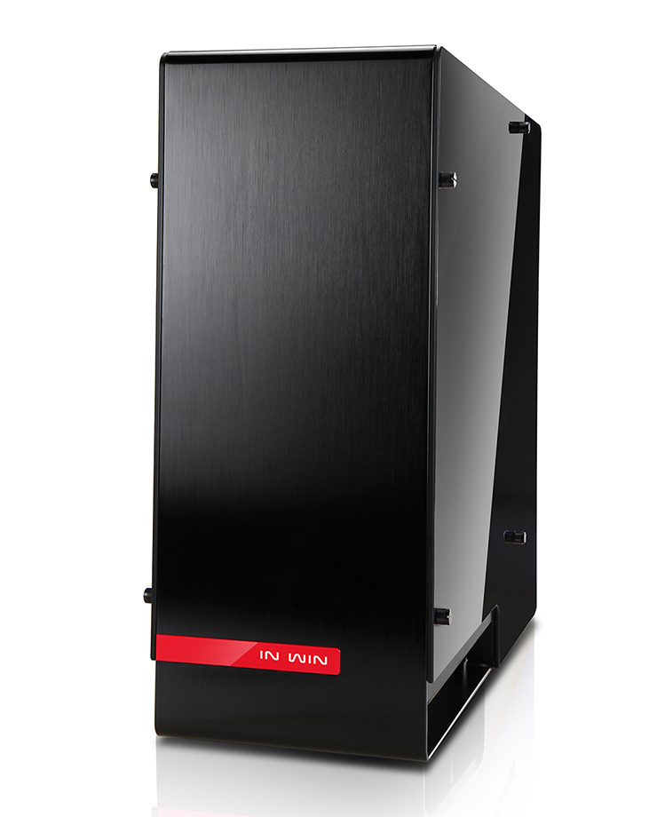 In Win 909 computer case Full-Tower Black
