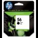 HP C6656AE Original Negro 1 pieza(s)