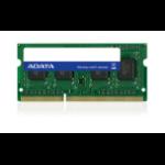 ADATA ADDS160022G11-S 2GB DDR3 1600MHz memory module