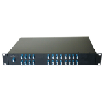 AddOn Networks ADD-CWDWMUX816E-LC rack console Black 2U
