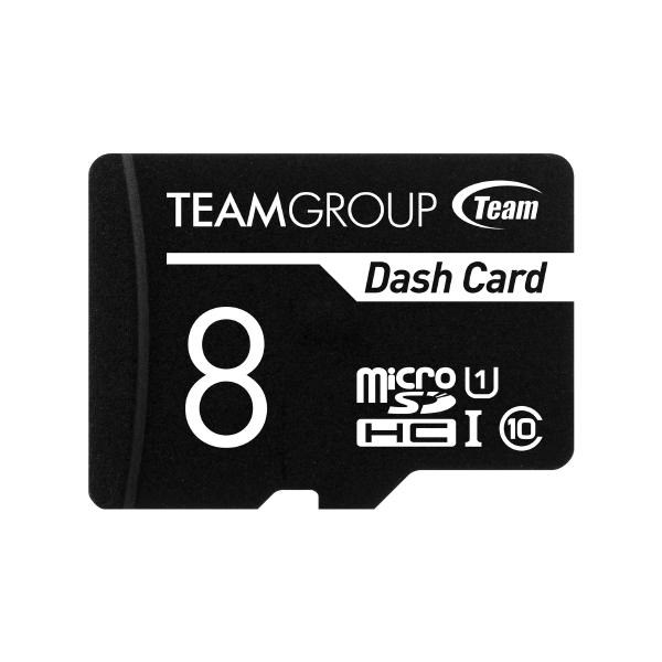 Team Group Dash Card 8GB UHS-1 Micro SD Card