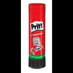 Pritt Promo Red Pritt Medium 43g Solid Washable Stick PK10