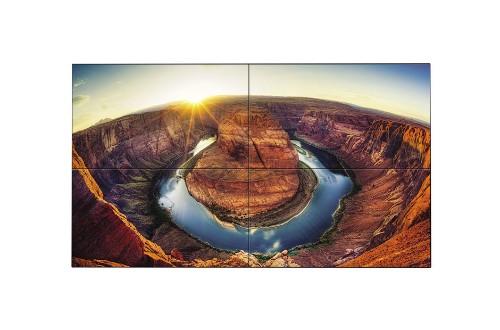 "LG 49VH7C signage display 124.5 cm (49"") LED Full HD Digital signage flat panel Black"