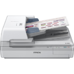 Epson WorkForce DS-70000 Flatbed scanner 600 x 600DPI A3 White