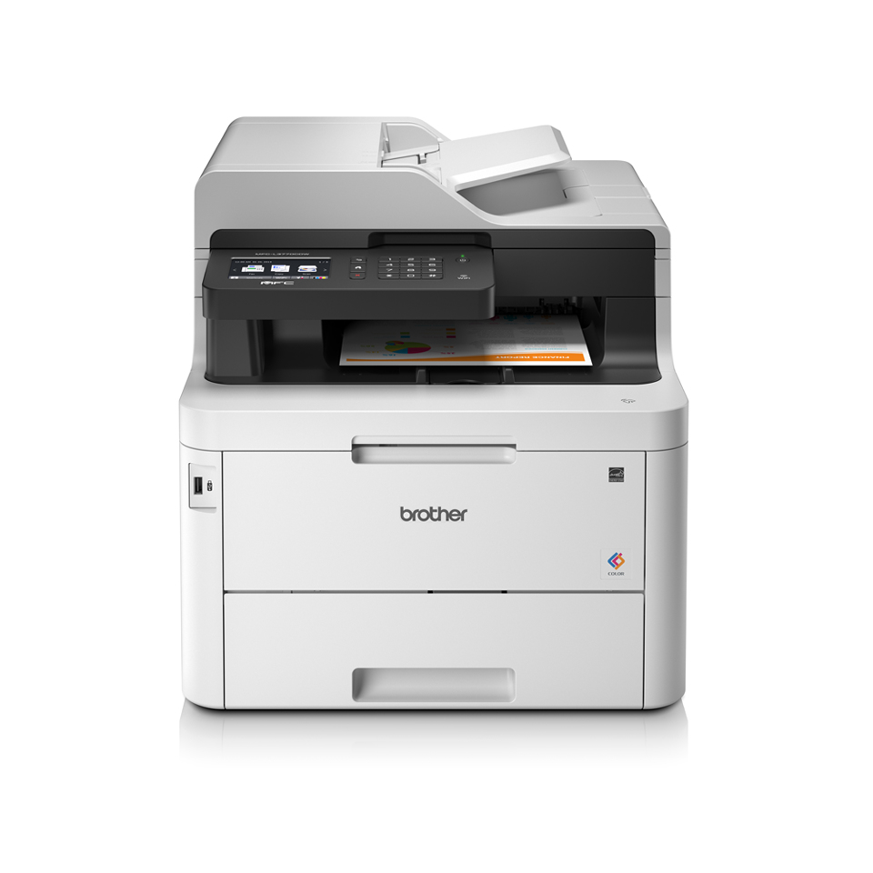 Mfc-l3770cdw  - Colour Multi Function Printer - LED - A4 - USB / Ethernet / Wi-Fi