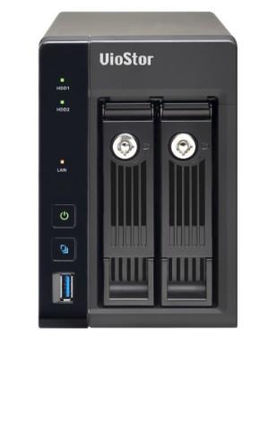 QNAP VS-2212 Pro+ Black network video recorder