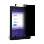 3M Easy-On Privacy Filter for Apple iPad 2/3/4 Portrait